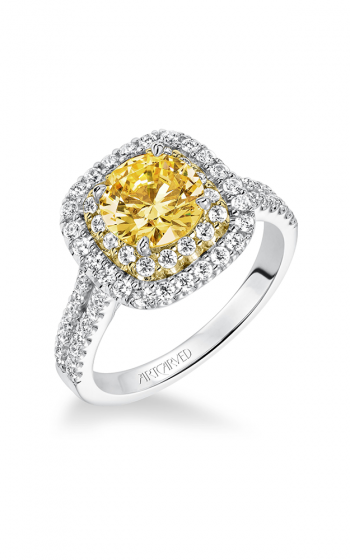 ArtCarved Classic Engagement ring 31-V611GRA-E product image