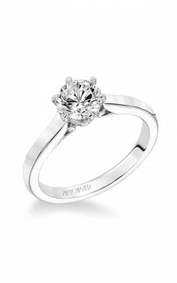 ArtCarved Classic Engagement ring 31-V614ERW-E product image