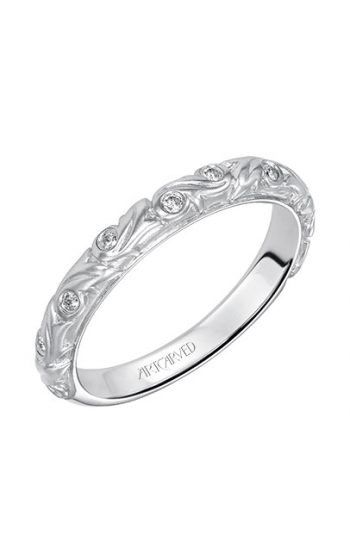 ArtCarved Vintage Wedding band 31-V487W-L product image