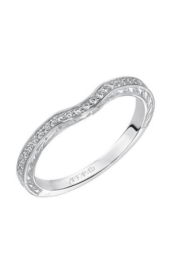 ArtCarved Vintage Wedding band 31-V491HUW-L product image