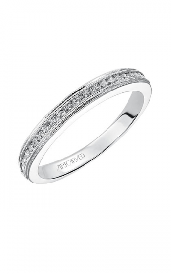 ArtCarved Vintage Wedding band 31-V538W-L product image