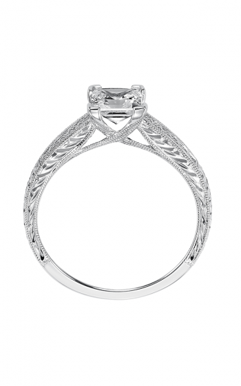 ArtCarved Vintage Engagement ring 31-V510ECW-E product image