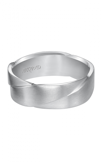 ArtCarved Contemporary Wedding band 11-WV7459W7-G product image