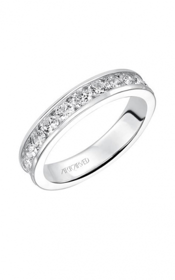 ArtCarved Classic Wedding band 33-V50E4W65-L product image