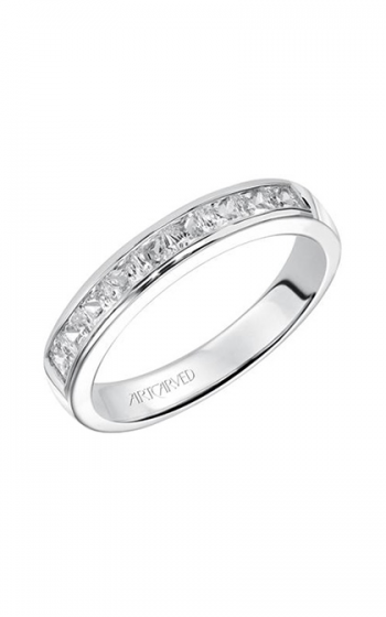ArtCarved Classic Wedding band 33-V60D4W-L product image