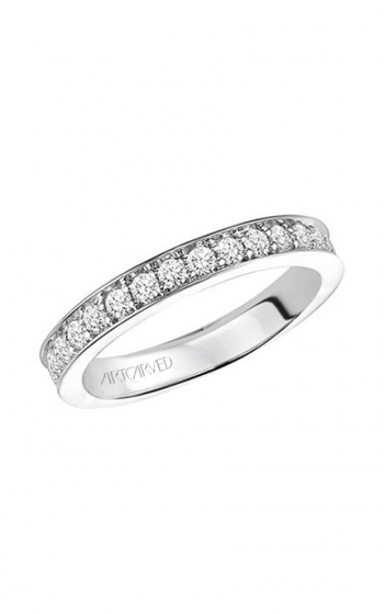 ArtCarved Classic Wedding band 33-V65D4W65-L product image