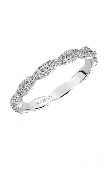 ArtCarved Contemporary Wedding band 33-V93C4W65-L product image