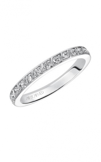 ArtCarved Contemporary Wedding band 33-V90C4W50-L product image