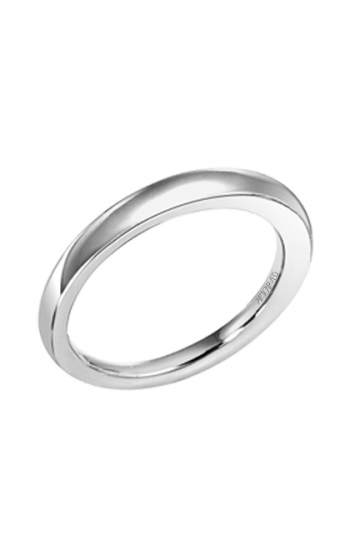 ArtCarved Contemporary Wedding band 31-V163W-L product image