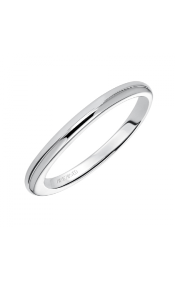 ArtCarved Contemporary Wedding band 31-V383ERW-L product image