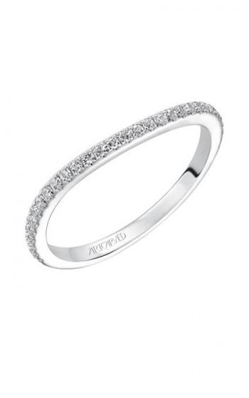 ArtCarved Contemporary Wedding band 31-V523W-L product image