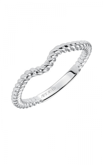 ArtCarved Contemporary Wedding band 31-V546W-L product image