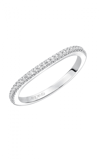 ArtCarved Contemporary Wedding band 31-V564W-L product image