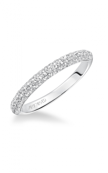 ArtCarved Classic Wedding band 31-V606W-L product image