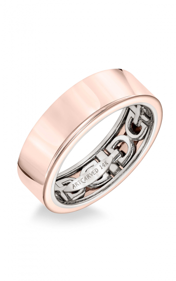 ArtCarved Engraved Wedding band 11-WV16RW7-G product image
