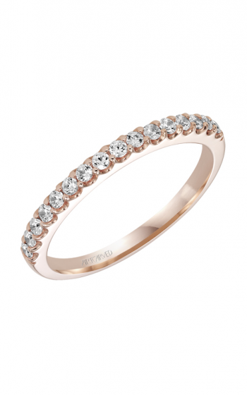 ArtCarved Contemporary Wedding band 31-V342R-L product image