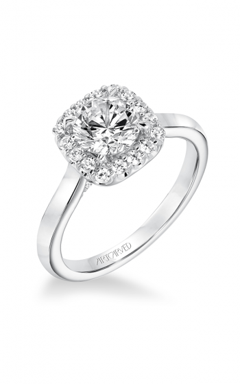 ArtCarved Classic Engagement ring 31-V643ERW-E product image