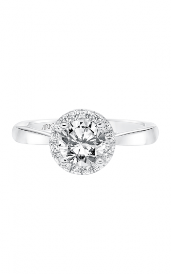 ArtCarved Classic Engagement ring 31-V669ERW-E product image