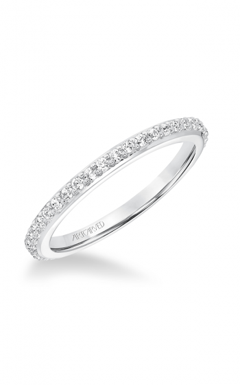 ArtCarved Classic Wedding band 31-V646W-L product image