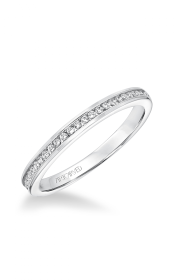 ArtCarved Classic Wedding band 31-V649W-L product image