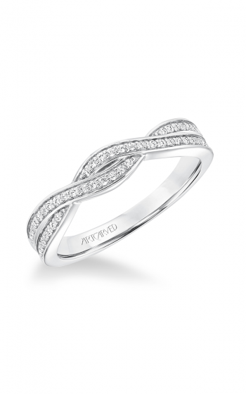 ArtCarved Contemporary Wedding band 31-V656W-L product image