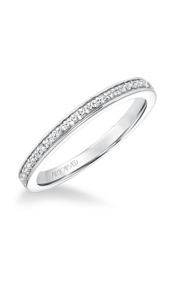 ArtCarved Classic Wedding band 31-V670W-L product image