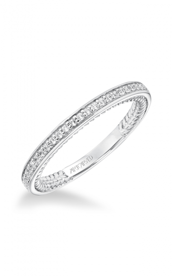 ArtCarved Contemporary Wedding band 31-V673W-L product image