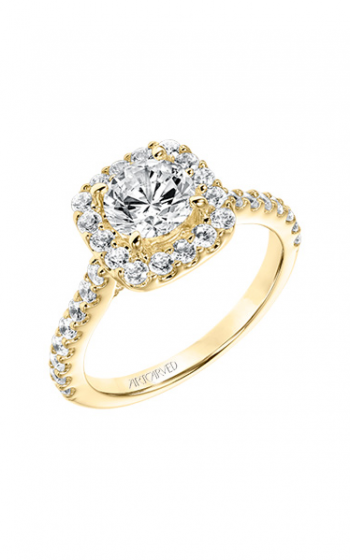 ArtCarved Classic Engagement ring 31-V733ERY-E product image