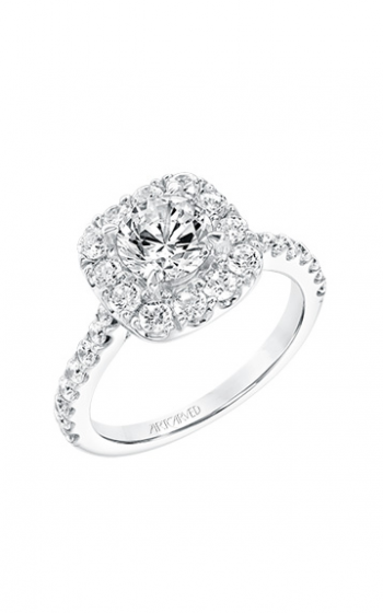 ArtCarved Classic Engagement ring 31-V734ERW-E product image