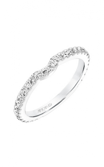 ArtCarved Classic Wedding band 31-V732W-L product image
