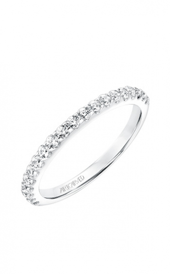 ArtCarved Classic Wedding band 31-V734W-L product image
