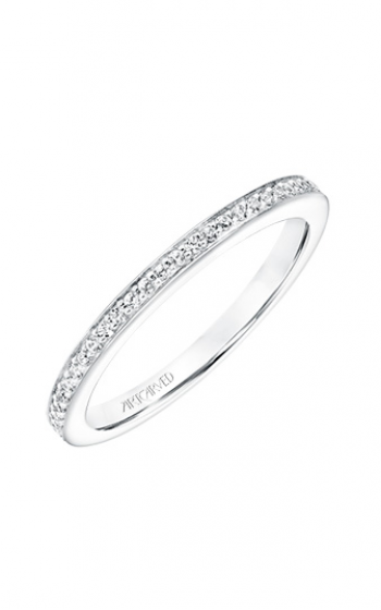 ArtCarved Classic Wedding band 31-V736W-L product image