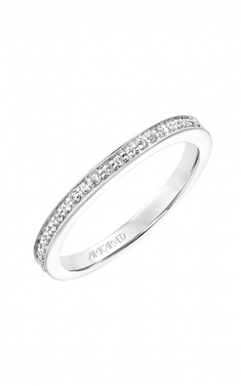 ArtCarved Classic Wedding band 31-V738W-L product image