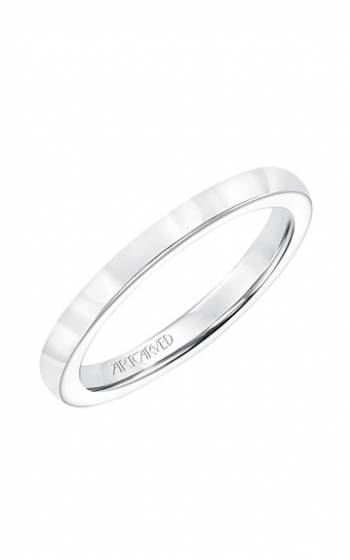 ArtCarved Classic Wedding band 31-V696W-L product image