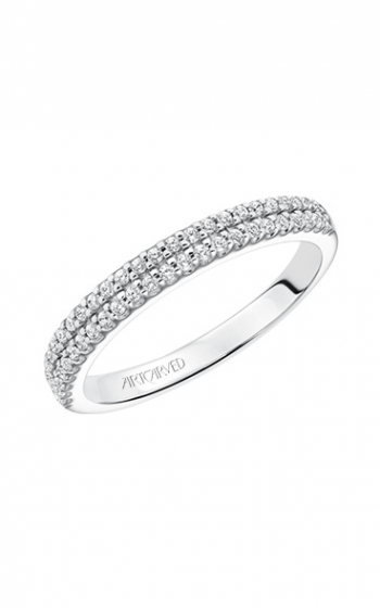 ArtCarved Classic Wedding band 31-V608W-L product image