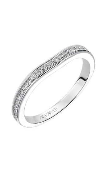 ArtCarved Classic Wedding band 31-V499GRW-L product image