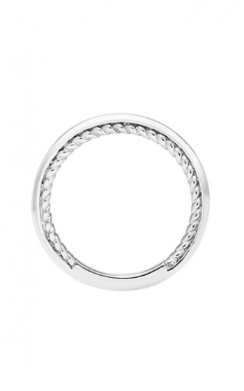 ArtCarved Contemporary Wedding band 31-V674W-L product image