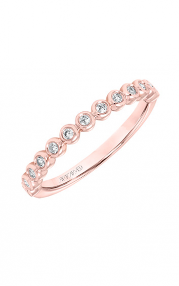 ArtCarved Contemporary Wedding band 33-V9159R-L product image