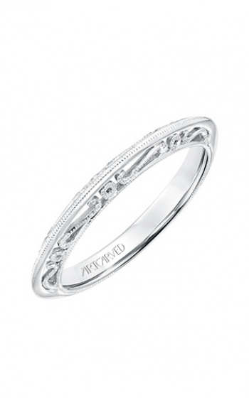ArtCarved Vintage Wedding band 31-V720W-L product image