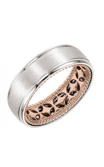 ArtCarved Contemporary Wedding band 11-WV12WR7-G product image