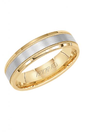 ArtCarved Classic Wedding band 11-WV591U55-G product image