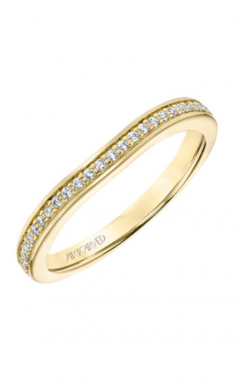 ArtCarved Classic Wedding band 31-V672Y-L product image