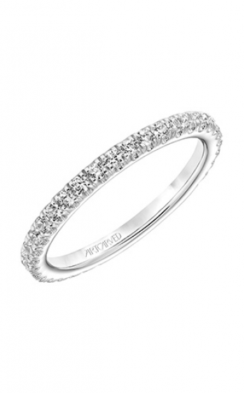 ArtCarved Classic Wedding band 31-V746W-L product image