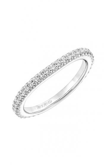 ArtCarved Classic Wedding band 31-V747W-L product image