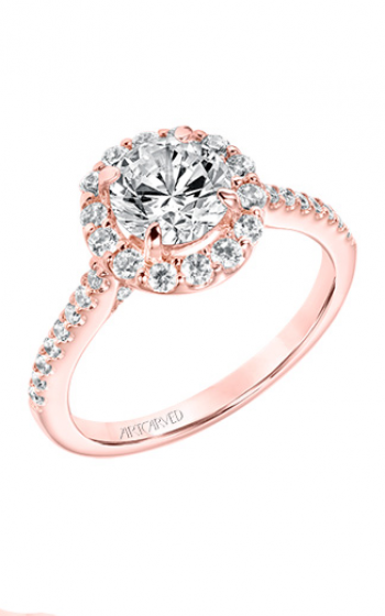 ArtCarved Classic Engagement ring 31-V735ERRR-E product image