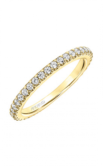 ArtCarved Contemporary Wedding band 31-V753Y-L product image