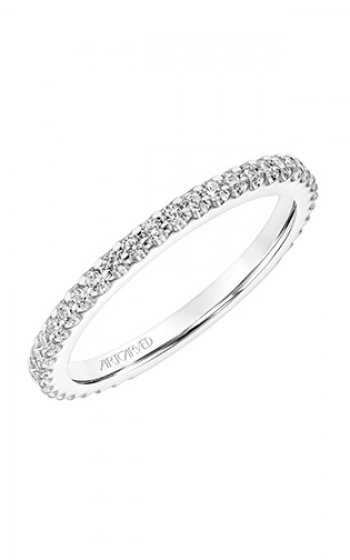 ArtCarved Classic Wedding band 31-V751W-L product image