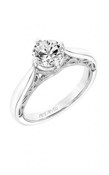 ArtCarved Vintage Engagement ring 31-V759ERW-E product image