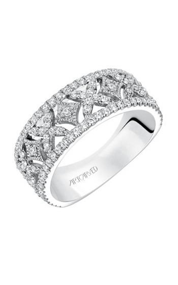 ArtCarved Contemporary Wedding band 33-V9132W-L product image