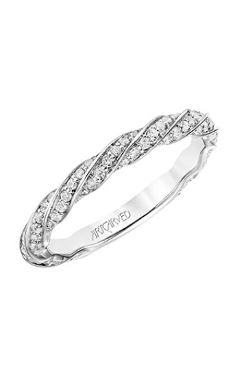 ArtCarved Vintage Wedding band 33-V9197W-L product image